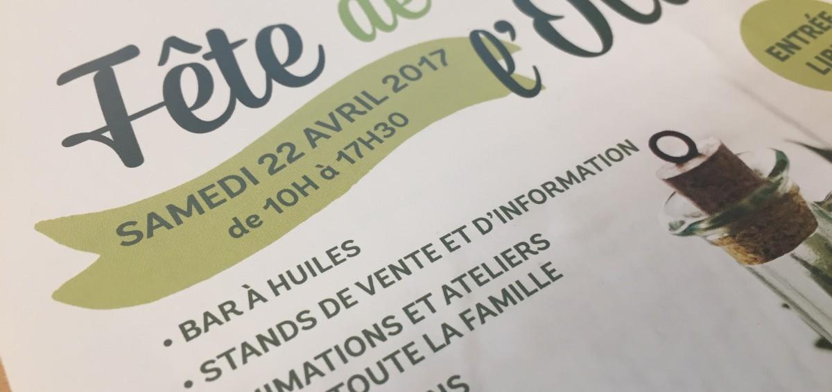 La fete de l'olive à Nice le 22 avril