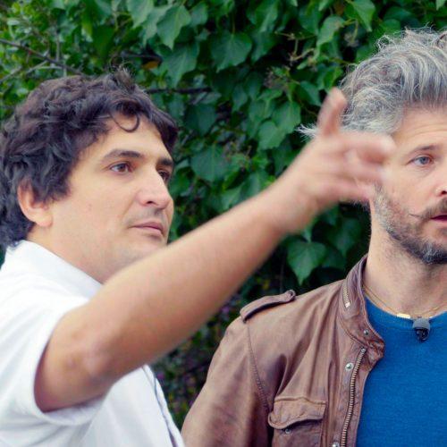 Les poulpes en cuisine ; Cyril Lorenzi au Mirazur de Mauro Colagreco