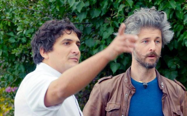 Les poulpes en cuisine ; Cyril Lorenzi au Mirazur de Mauro Colagreco dressons le portrait du chef