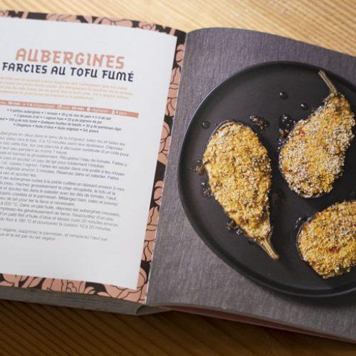 Recette au tofu