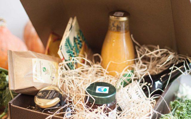 Mangez local avec le panier bio en livraison à Nice