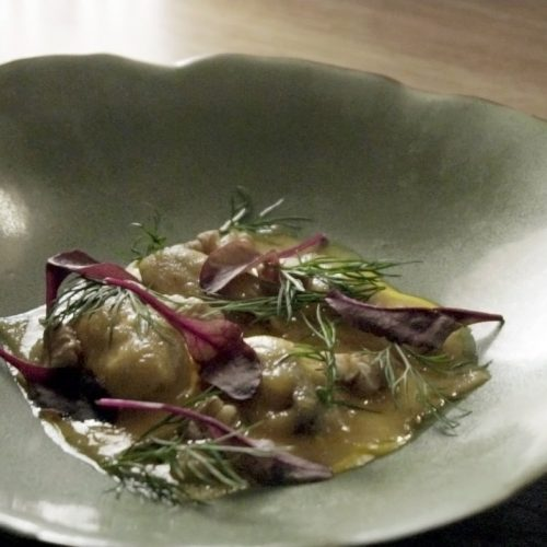 Restaurant l'arzazur à Antibes, fourni par les pecheries